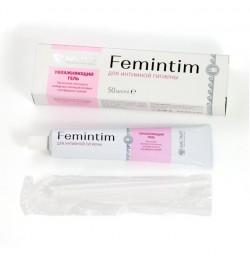 Гель увлажняющий для интимной гигиены «Femintim»